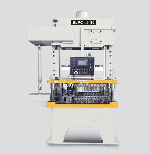 BLPC-Ⅱ-80电池壳冲床生产线